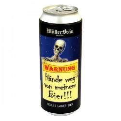 Bier - Hände weg