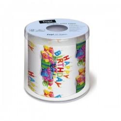 WC Papier - Happy Birthday