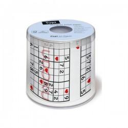WC Papier Sudoku