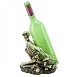 Skelett Flaschenhalter