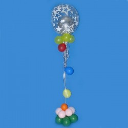 Ballon Arrangement - Happy Birthday