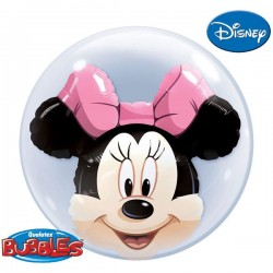 Minnie Mouse Doppel Ballon