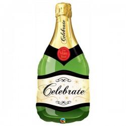 Ballon Champagner-Flasche
