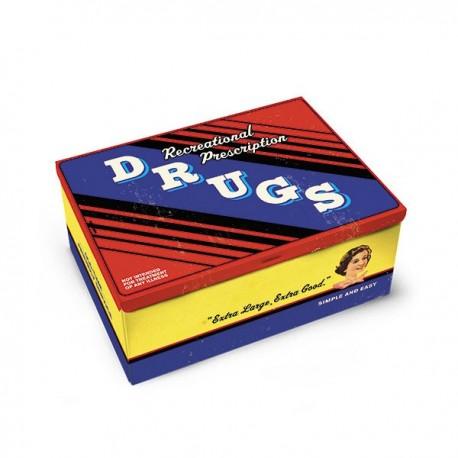 Drogen Schachtel