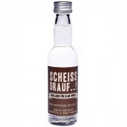 SCHEISS DRAUF - Schnaps