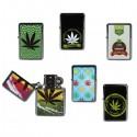 Benzinfeuerzeug Cannabis