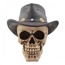 Cowboy Totenkopf
