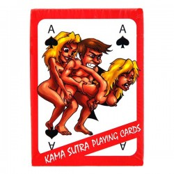 Spielkarten Kamasutra