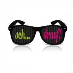 """Partybrille """"sch.. drauf"""""""