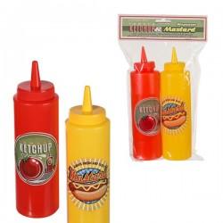 Senf- & Ketchupspender