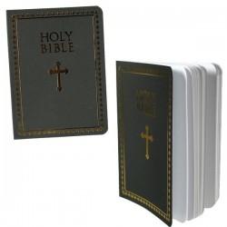 Notizbuch - Holy Bibel