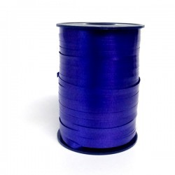 Geschenkband Blau