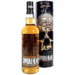 Smokehead Whisky Rock Edition