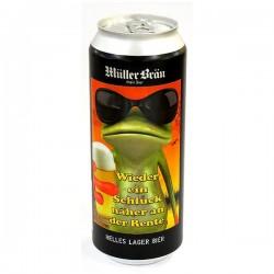 Bier - Wieder ein Schluck