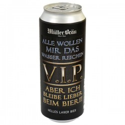 Bier - VIP