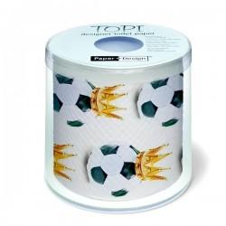 WC Papier - Fussbal König