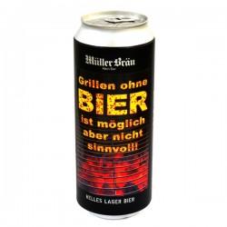 Bier - Grillen ohne Bier ist möglich