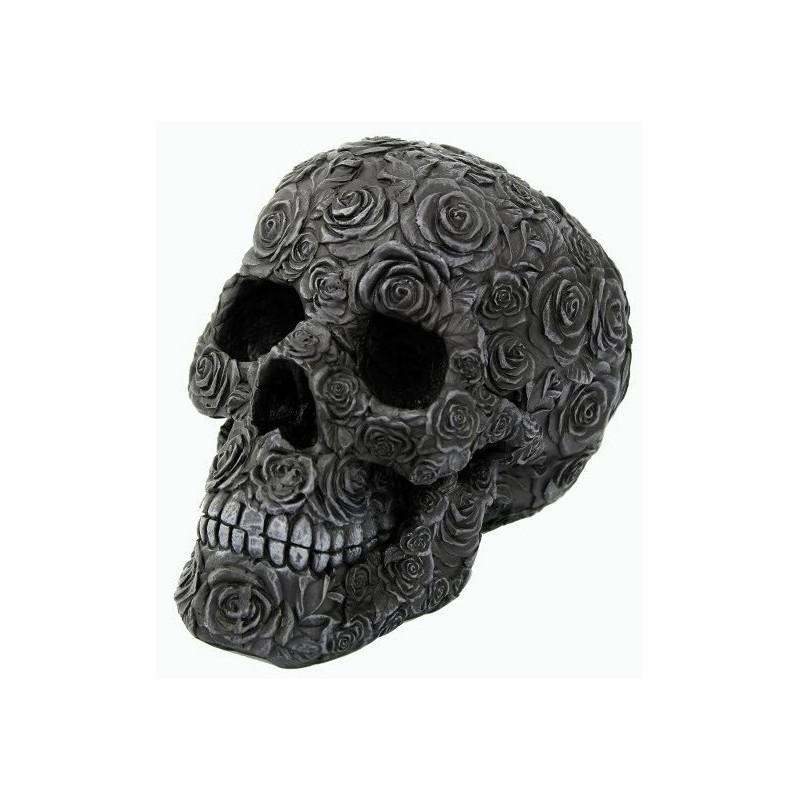 Schwarzer Totenkopf