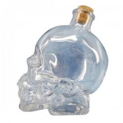 Totenkopf-Flasche