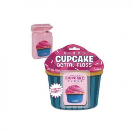 Zahnseide Cupcake