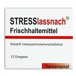 STRESSlassnach Kaugummi