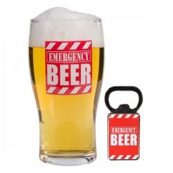 Notfall Bier-Set