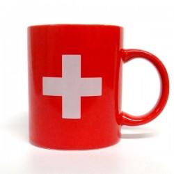 Tasse Schweiz