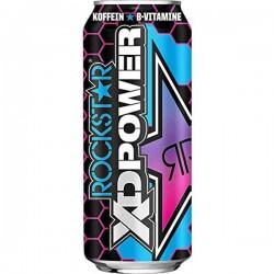 Rockstar Energy Drink XD Power Berry Blast